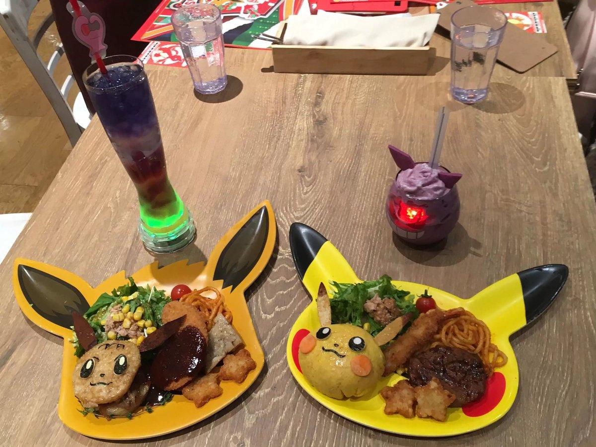 test ツイッターメディア - @086kyu クリスマスに行ったポケモンカフェだw https://t.co/eduuQKIfrh