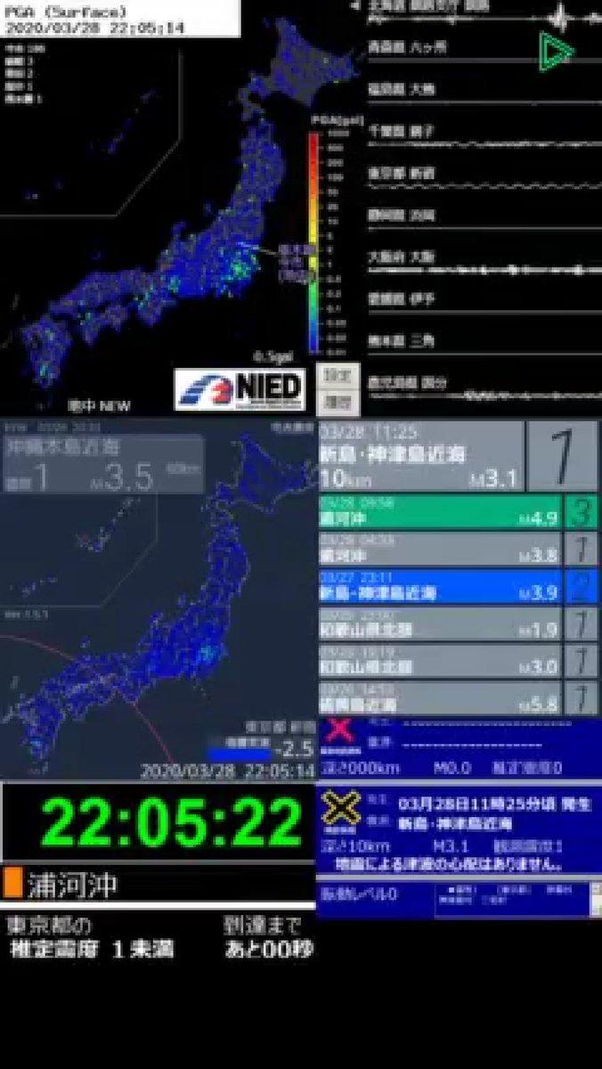 test ツイッターメディア - 日本全国緊急地震速報ライブへ 「日本全国緊急地震速報ライブへライブ」 https://t.co/Pe73TKi4jC #LINELIVE で配信中 https://t.co/9D3JuGCjVT