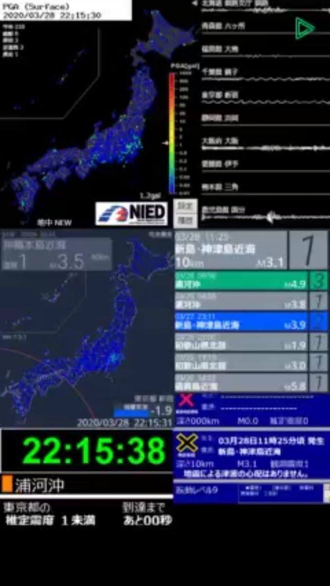 test ツイッターメディア - 日本全国緊急地震速報ライブへ 「日本全国緊急地震速報ライブへライブ」 https://t.co/HA5j6wopaR #LINELIVE で配信中 https://t.co/oSJXyu9QR4