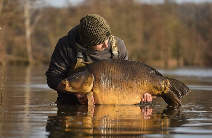 Big shout to that man Mathieu Denoyers 💪🏻🎣 @TheCARPbible  #Carp #CarpFishing #Fishing #TheC