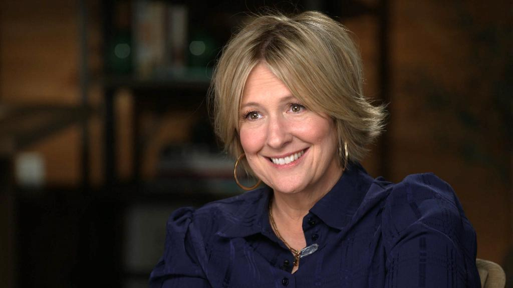 """Brené Brown's plain-spoken lessons on vulnerability seem to have particular resonance right now, especially her new podcast """"Unlocking Us."""" @BillWhitakerCBS sits down with the professor and best-selling author tomorrow."""