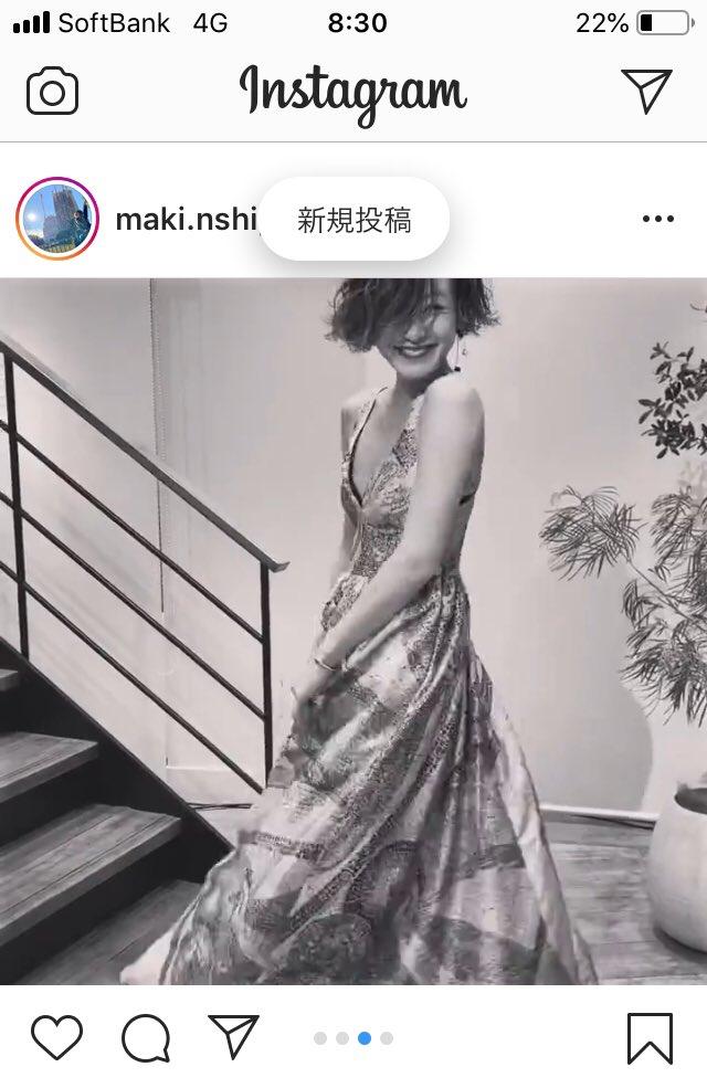 test ツイッターメディア - 西山茉希ってこんなに可愛かったっけ。 最近もう激烈に好き。 すっぴんでもあのかわいさはなに? https://t.co/nGEdSOozXl