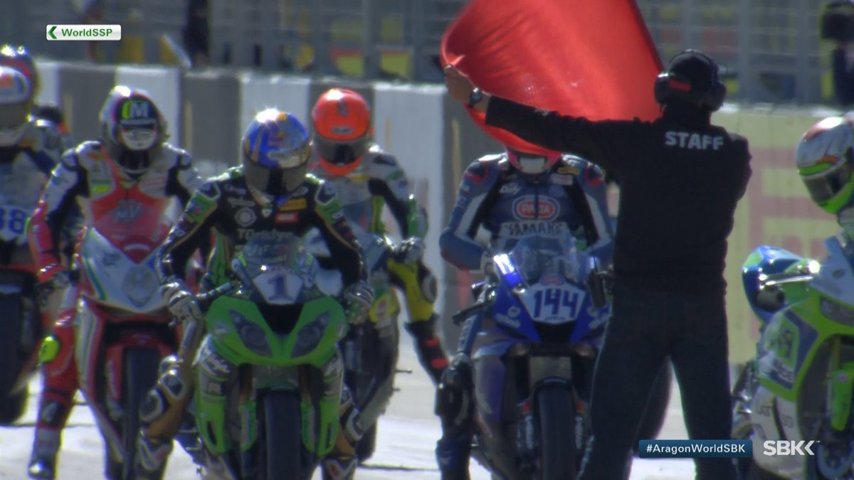 test Twitter Media - ⏱12.15: It's time for the the brilliant Aragon 2017 #WorldSSP race in full  #StayAtHome  📹FULL RACE | #WorldSBK https://t.co/ZLPVFt0fdf https://t.co/AxU5V6u6vt