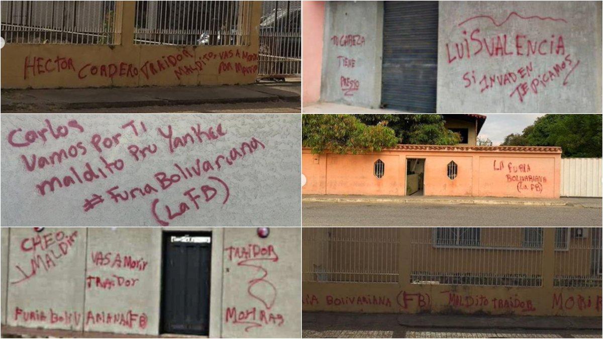Diputados de Anzoátegui y Bolívar denunciaron ser víctimas de amenazas
