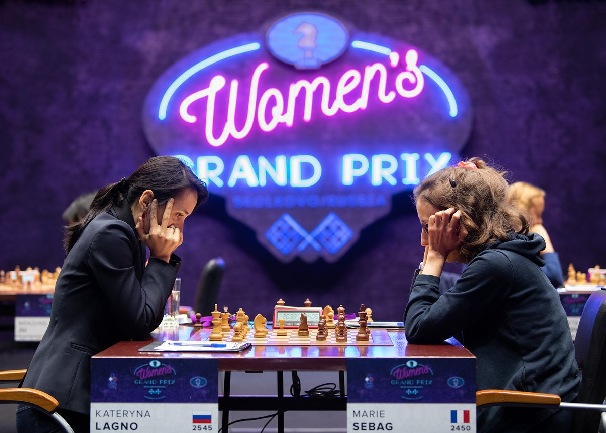 test Twitter Media - The FIDE Council has decided that the 4th stage of the Women's Grand Prix will be moved to the 2nd half of 2020. The exact location and dates of the event will be determined later, taking into account the development of the epidemiological situation in the world. https://t.co/zFdRzwWbx6