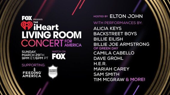 Shawn will be featured with Camila on #iHeartConcertonFOX! Watch it on your FOX channel right now! https://t.co/n3BPUm4JlP