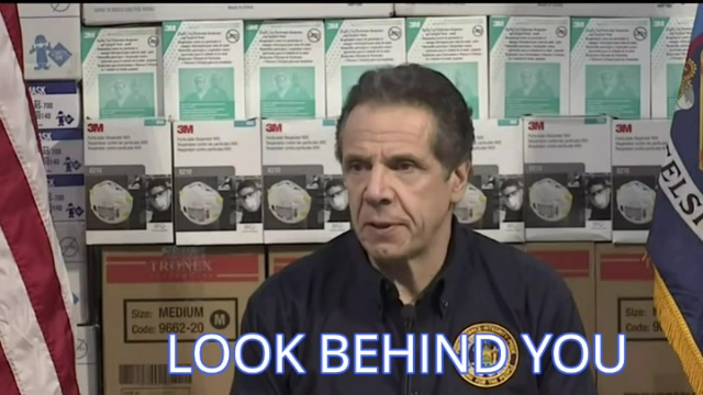 CUOMO just got BUSTED