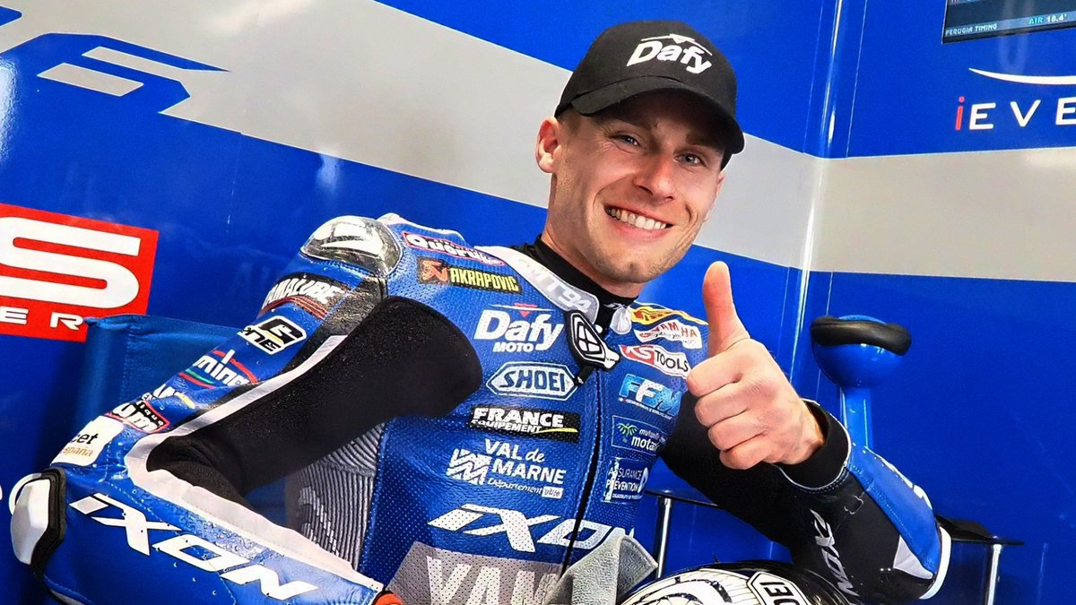 """test Twitter Media - 🙌@JulesCluzel16 : """"We're looking forward to start again""""  Jules Cluzel is hoping to get back on his bike soon, but meanwhile the Frenchman is enjoying this """"mandatory"""" break to spend time with his family.  📃
