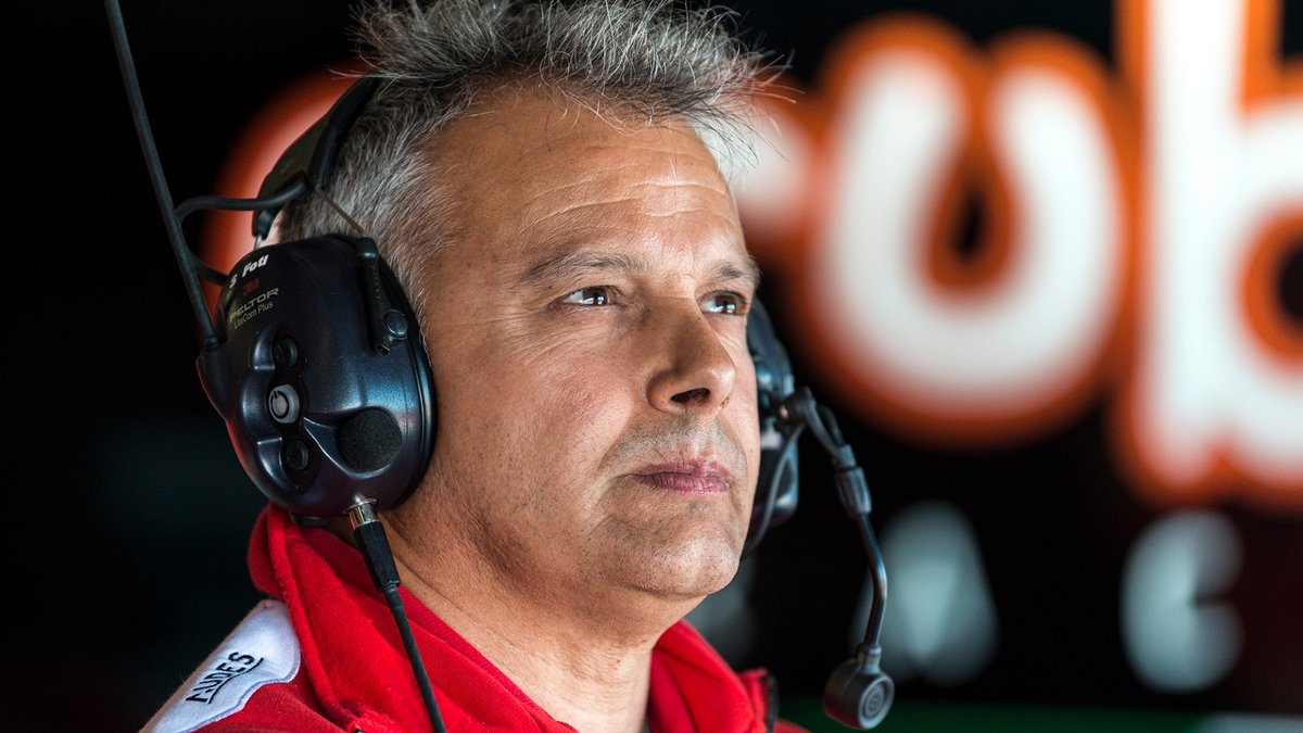 """test Twitter Media - Foti: """"This is a difficult race, but one we can win""""  Serafino Foti talks to https://t.co/IHsRKVARVz about rookie riders, the current situation and delivers an important message to the fans…  @ArubaRacing  📃INTERVIEW 