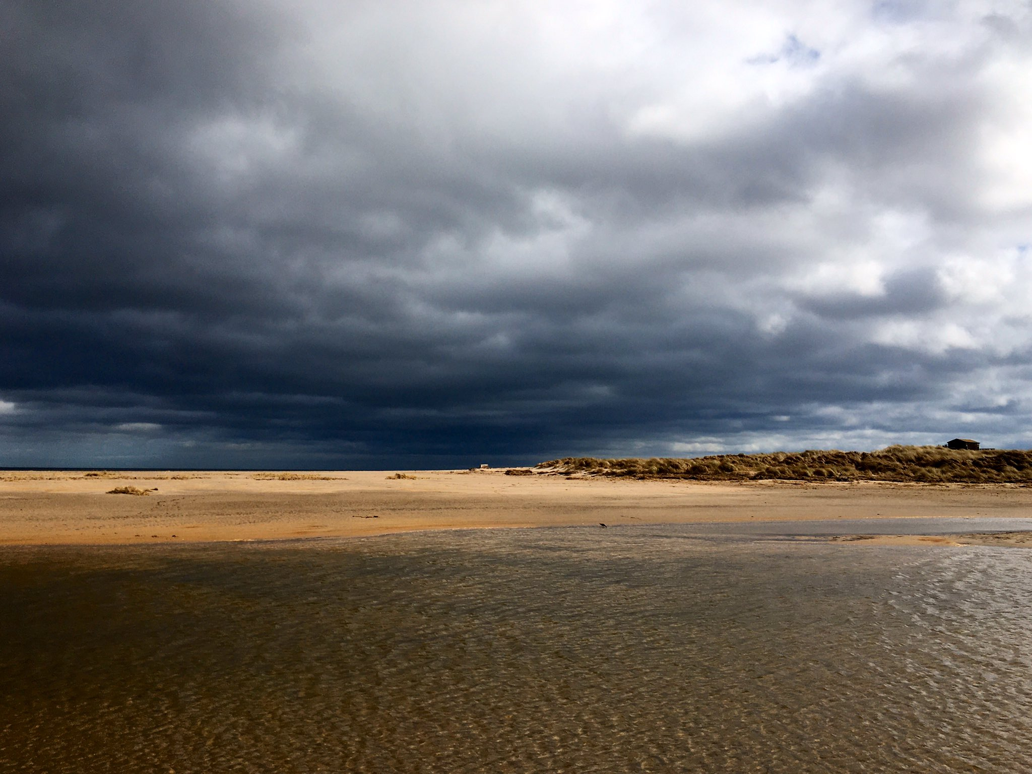 @petenothing I took this on 15th March at Beadnell in Northumberland. By pure chance, a long-planned visit to an old school friend was timed just a week before lockdown. So glad to have had this last gasp of sea air. https://t.co/6uglWHIsPb