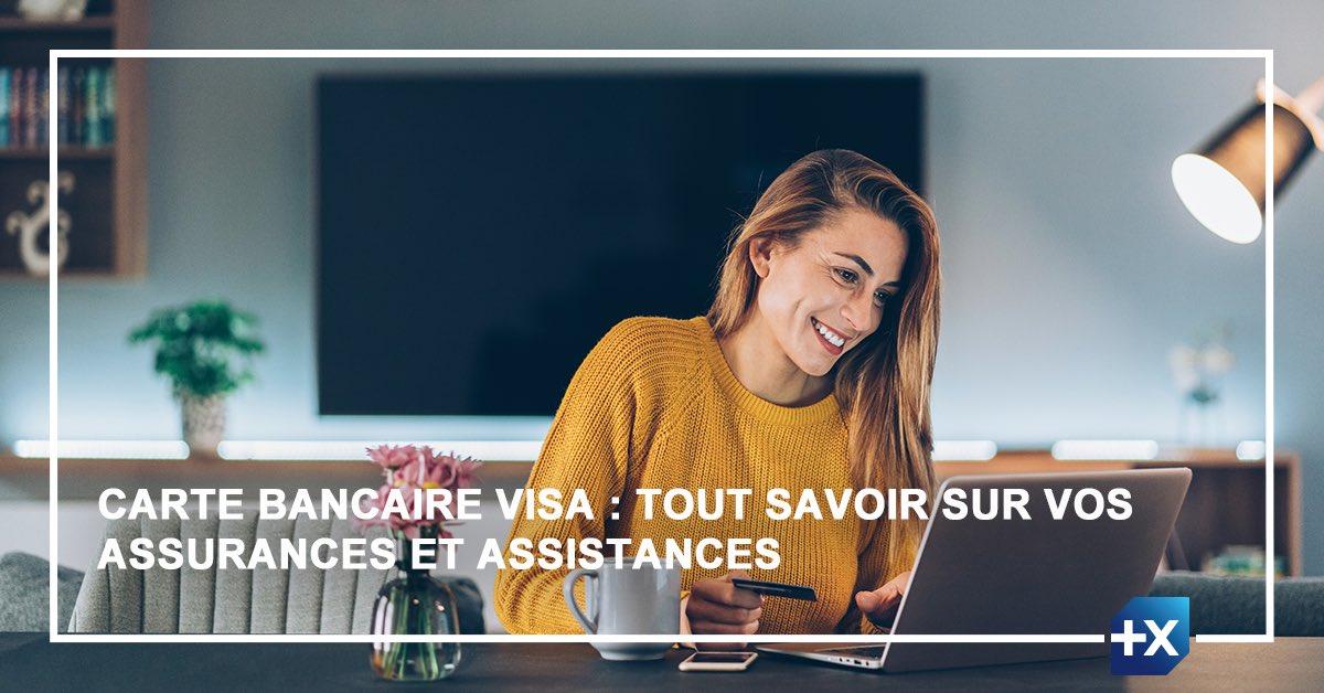 Quelles sont les assurances et assistances de votre carte bancaire Visa ? 💳 Découvrez le sur https://t.co/i95jAxc5fc https://t.co/FOZazrQqDh
