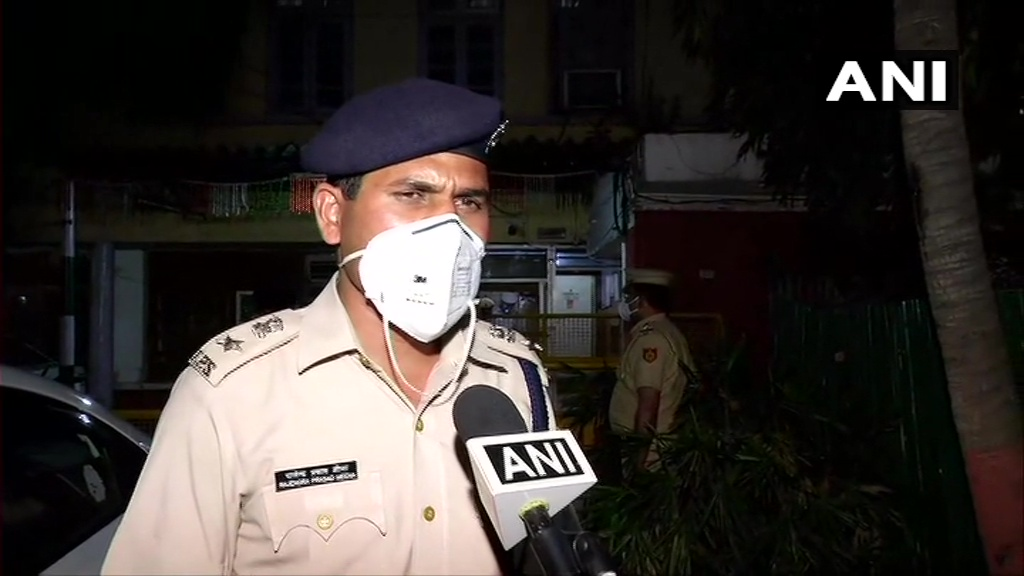 We have served notices for holding a religious gathering here (in Nizamuddin) during #CoronavirusLockdown. We are examining the matter. Action will be taken if required and then FIR will be filed immediately: RP Meena, DCP South East. #COVID19