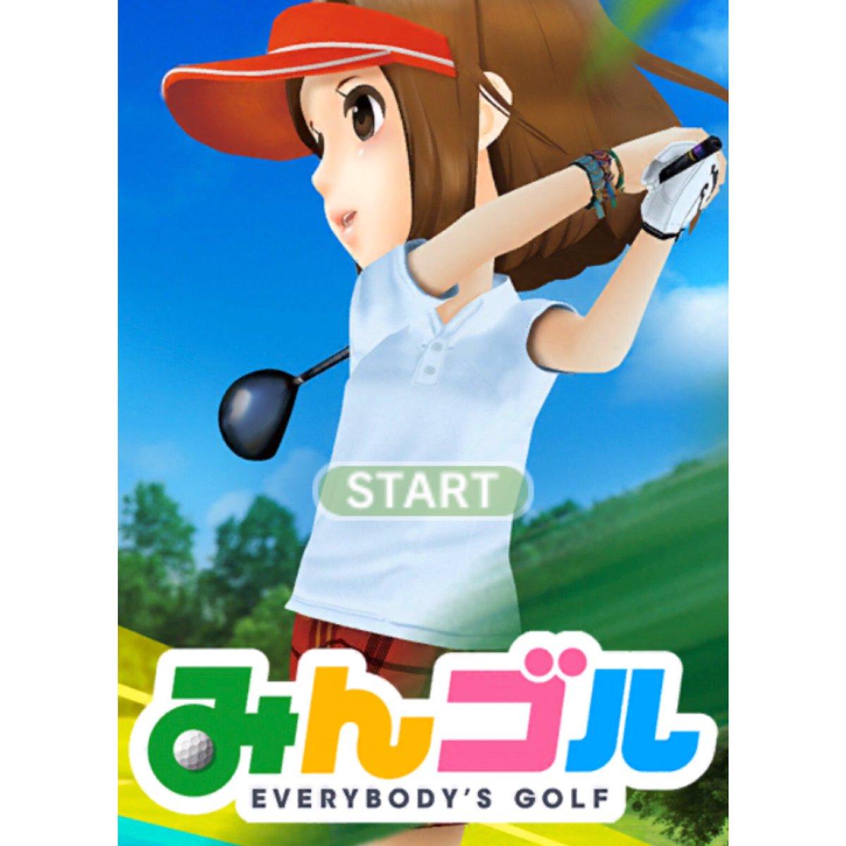 test ツイッターメディア - ゴルフを学ぶのにもよい『みんゴル』 ゲーム🎮ハマり中✨  #ゴルフ初心者はこれをしてルールを覚えなさい🔰DAIKIプロから教わりました!笑  初心者の方はもちろん、初心者ではない方も楽しめるゲームなので是非やってみてください!😊   シミュレーションゴルフ『クワトロ』 https://t.co/z7YyCrirwy