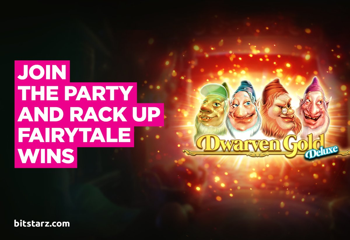 The Hype Is Real and the #Payouts Big in Dwarven Gold Deluxe #Slot by @PragmaticPlay  #BitStarz #DwarvenGoldDeluxe #GameGuide #OnlineSlots #SlotGames #OnlineCasino #BitcoinCasino