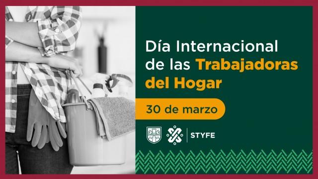 En el Día Internacional de las #TrabajadorasDelHogar, desde la #STYFE exhortamos a empleadores a respetar los derechos laborales de ese sector ante el #COVID19   #Boletín ➡️