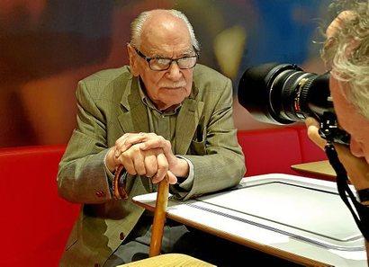 """#España Ha fallecido Antonio Alvarez Solís un periodista digno y honesto a os 90 años de edad entre el silencio e indiferencia de sus """"compañeros"""" los PERRODISTAS"""