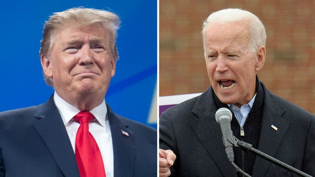 NEW POLL: Biden leads Trump by 10 points nationally