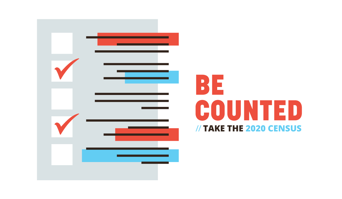 Voting isn't the only way to make your voice heard in Washington. Being counted in the #2020Census is important too!   The census helps decide how many House members each state gets:   It only takes 5-10 minutes to #BeCounted online: