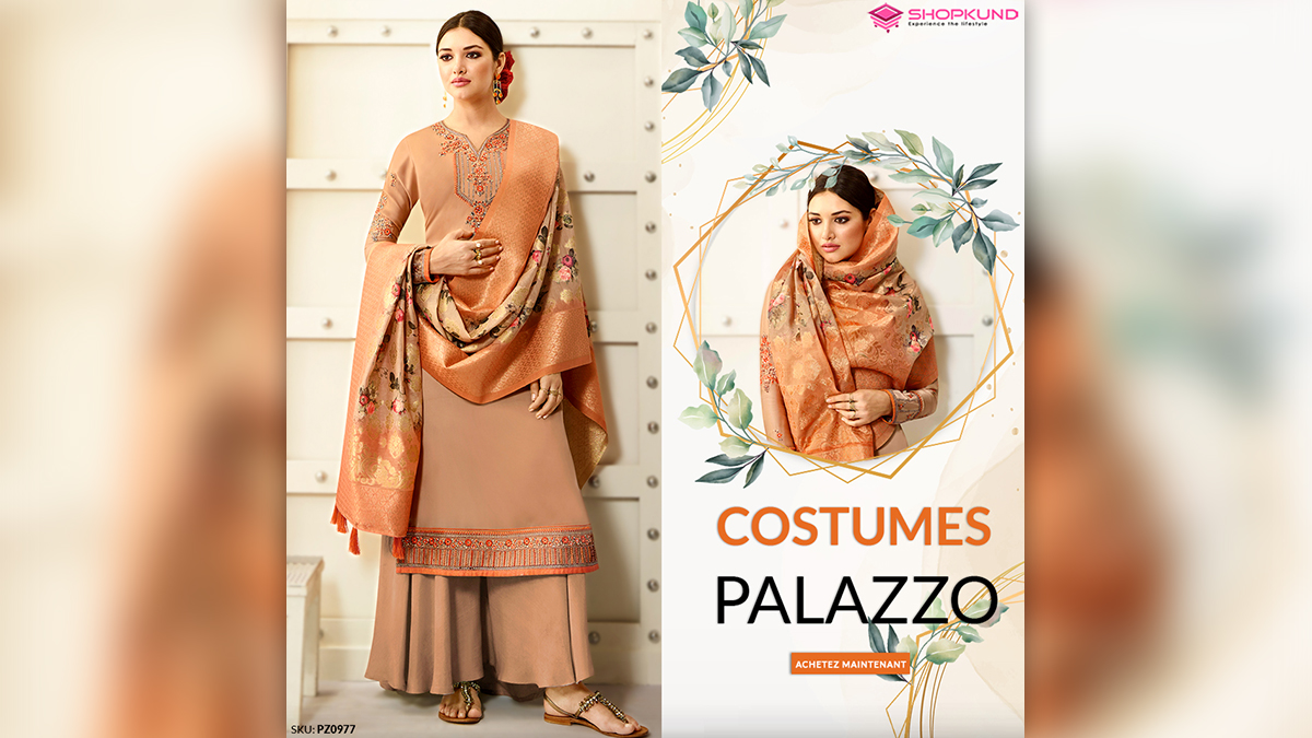 test Twitter Media - Costumes Palazzo En Georgette Et Satin Beige  Acheter - https://t.co/giOKx0rXeU  #costumeeid #eid #parisfashion #mode #robeseid #frence #collectioneid #fashion #fashionista #france #bollywood #gharara #likeforlikes #insta #indien #collection #modeeid #parisianstyle #modele #usa https://t.co/G5QBIKu96a