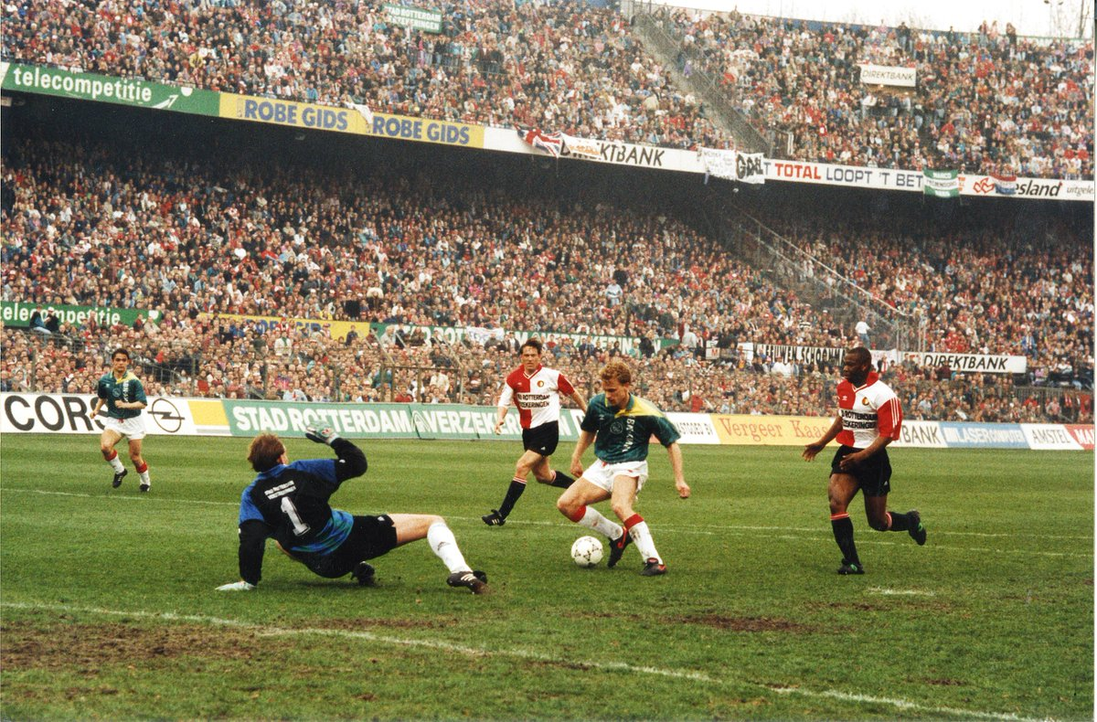 test Twitter Media - This moment we knew...  𝔽𝕖𝕪𝕖𝕟𝕠𝕠𝕣𝕕 - 𝔸𝕛𝕒𝕩: 𝟘-𝟝  #OnThisDay - 1993 https://t.co/OMaOifqQy8