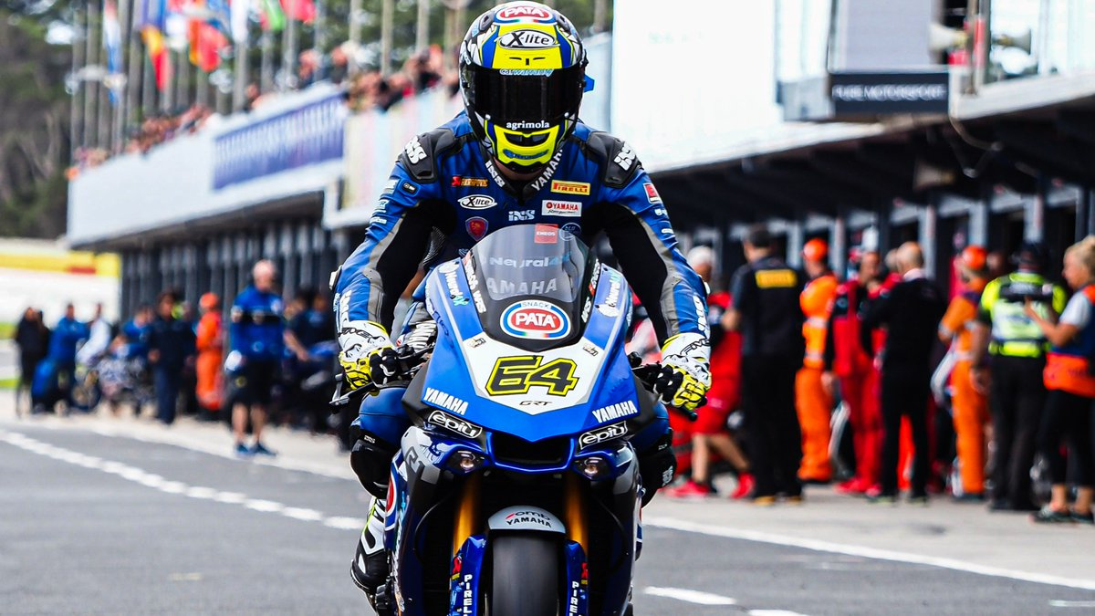 test Twitter Media - How is Federico Caricasulo coping at home?  🎮From videogames to driving simulators, the reigning WorldSSP runner-up gives us an insight into his current situation.  @GRTYamahaWSBK #StayAtHome  📃INTERVIEW | #WorldSBK https://t.co/rKnKrzeMC1 https://t.co/YQ7FF7w8Tv