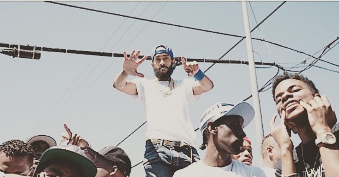 Hussle Day!! R.I.P to the legend NH NIP!!! 🏁🏁🏁 We miss you bro!! #themarathoncontinues