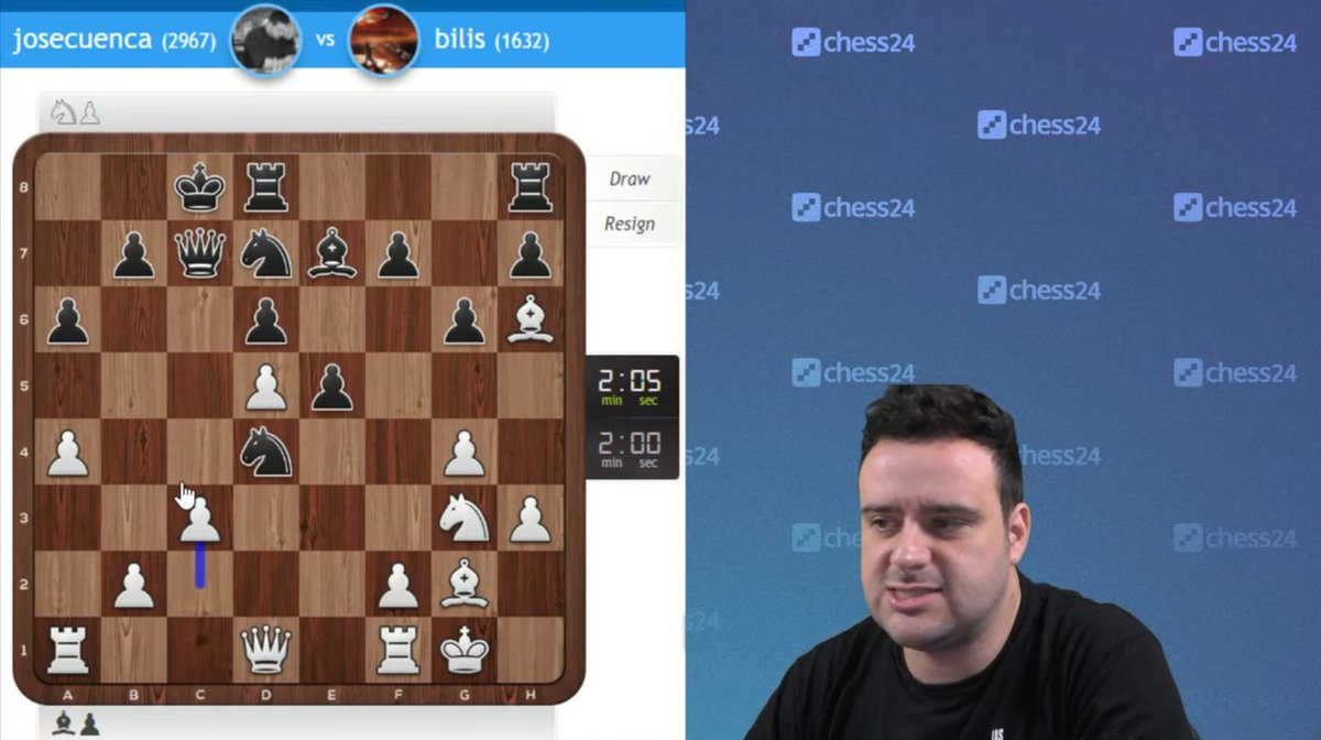 test Twitter Media - Pepe is playing Banter Blitz now, with Adhiban to follow! https://t.co/N1QNnR4Xvv  #c24live https://t.co/7Kmd3ahQ2X