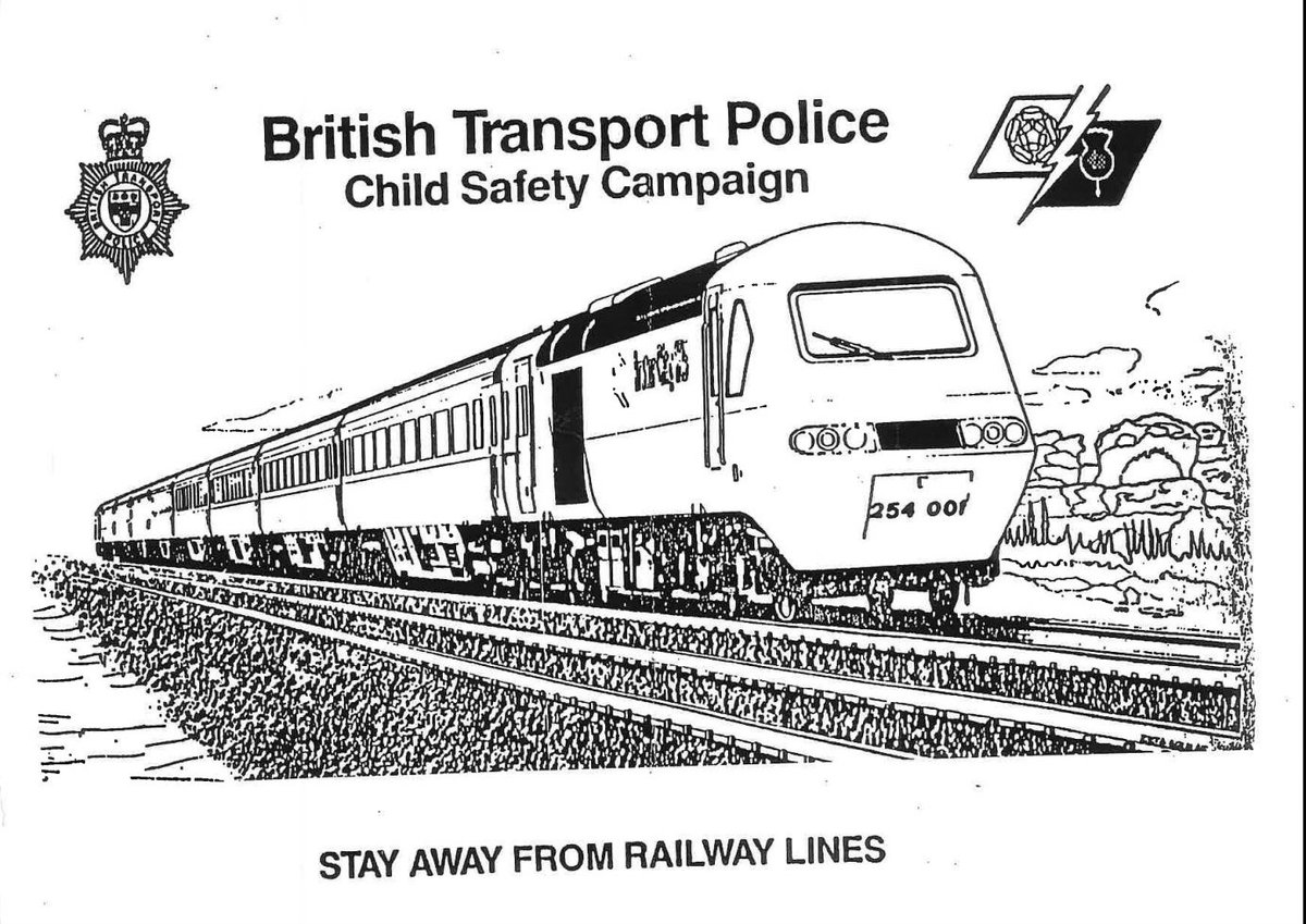 test Twitter Media - RT @bonessrailway: Or why not try this cool, retro @BTP  colouring in sheet? ^JS 2/4 https://t.co/VMeXDqC8vu