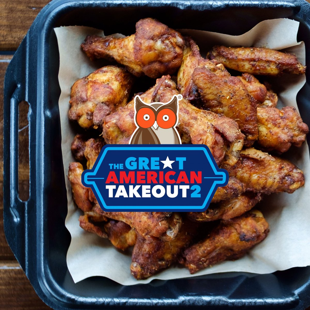 The #GreatAmericanTakeout is back for seconds!   Join in and support your local restaurants today 👍  Use code TAKEOUT at  or on the @Hooters App for $10 off $30+ pickup and delivery orders!  #di9 in! 🍗