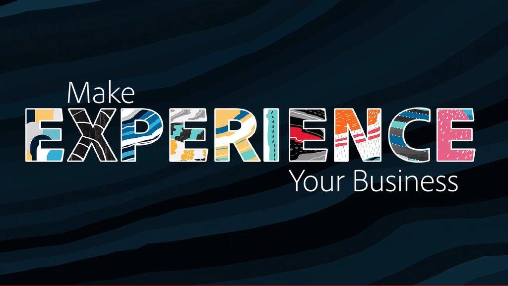 kylenekaelin: Make Experience Your Business ~@Adobe #AdobeSummit #CustomerExperience https://t.co/hWLy80XT6W