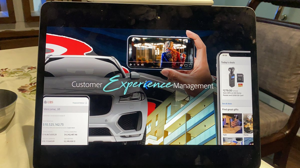 theamiverma: Customer Experience Management looks promising to develop #Digitalisation playbook ! @AdobeSummit #MagentoImagine https://t.co/ppWe7rwWEB
