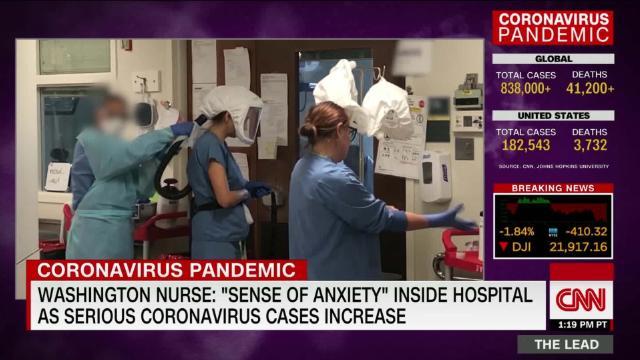 Inside a Washington state hospital preparing for a surge of coronavirus patients @sarasidnerCNN reports