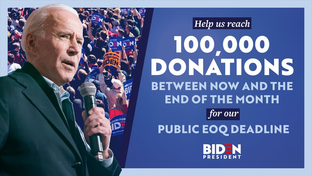 Today is our last day to meet our end-of-quarter donation goal — and we're so close to getting there! We could really use your help.   Chip in what you can to help us reach our goal ➡️