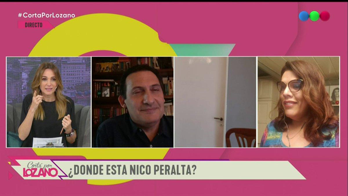[#CortaPorLozano] @peralta_nico @paulokablan y @CostaOkis trabajan desde sus casas para cumplir con la distancia social 🏠👏 ¡Mirá! 👇 #JuntosPodemosLograrlo 💙💚❤ https://t.co/tdItitIo4g