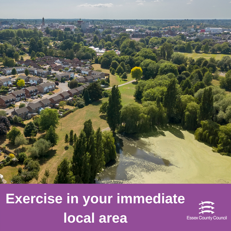 test Twitter Media - #Essex residents, please exercise in your immediate local area rather than getting in your car and travelling to more distant beauty spots. There are some simple ways to find out about walking, running and cycling in your area here - https://t.co/8KQ5OFHfKK https://t.co/p4ZODb8DgF