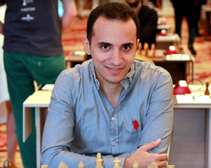 test Twitter Media - Egyptian GM Amin Bassem (2686) gained 19 points in March - by far the biggest gain in top-100.   He crushed the competition in the Arab Cities Chess Championship and Arab Chess Club Championship winning all games. https://t.co/kLCkqlCiyd  📷: @amrutamokal #FIDErating #chess https://t.co/ktQlcBRLmu