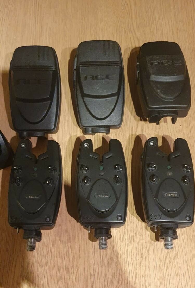 Ad - Ace i-3 Bite Alarms And Receiver On eBay here --&<b>Gt;</b> https://t.co/XzSEwJIxIh  #carpfishi