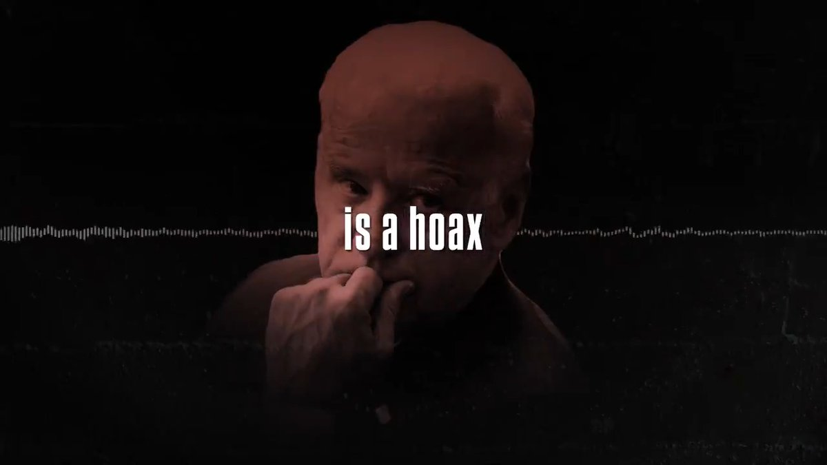 The media is giving a pass to a pro-Biden TV ad that doctors and deceptively edits audio of President Trump, even though every independent fact checker said President Trump DID NOT call the coronavirus a hoax.   Joe Biden, on the other hand? This sounds authentic…
