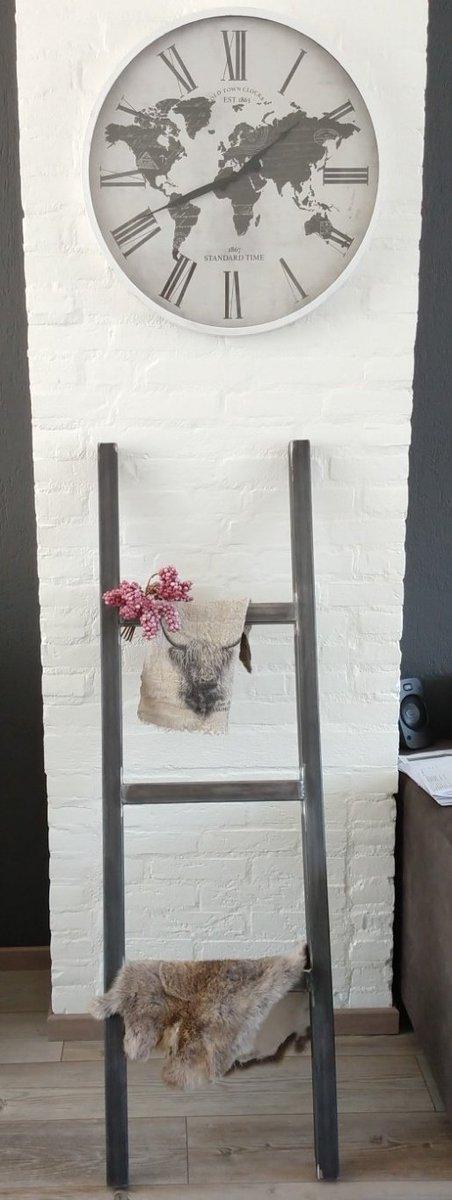 test Twitter Media - INDUSTRIËLE DECORATIE LADDER  Deze ladder is Gemaakt van zwart staal, Hierdoor past deze ladder thuis in ieder interieur. een leuke hoek in uw kamer met deze ladder of in de badkamer als handdoekrek. Neem gerust een kijkje op: https://t.co/ZMaznrGnDN  #ladder #metaal #decoratie https://t.co/tgf0yUXouZ