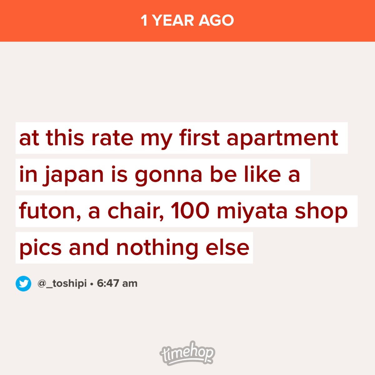 my prediction was wrong but not That wrong (my apartment is 90% johnnys)...