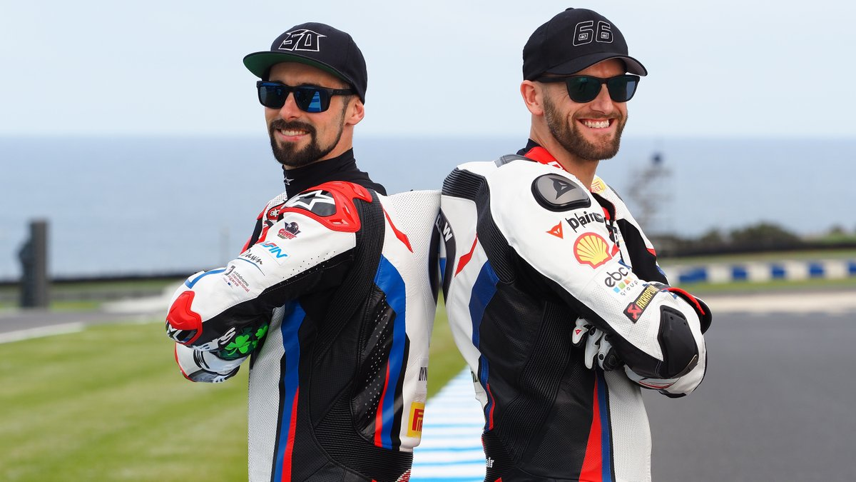 test Twitter Media - 🧩🎸🌳 @SMRWorldSBK stars enjoy hobbies and home life amidst spring break  With the unscheduled pause of action, BMW duo @TheRealTomSykes and @eugenelaverty provide an update on what they're up to!  📃| #WorldSBK https://t.co/5cMPm9SWub https://t.co/0QQeh1l5Dm