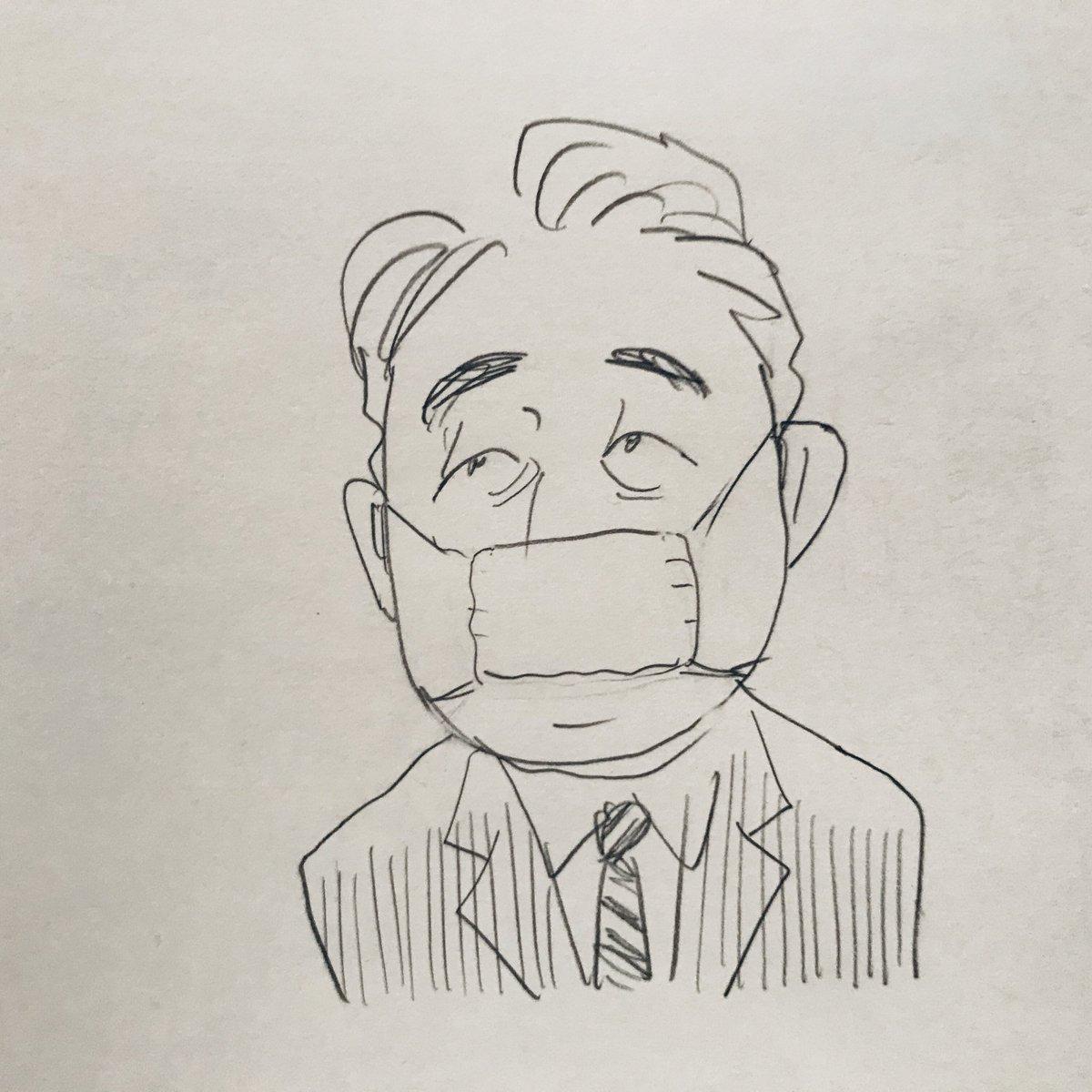 コロナ 嘲笑 浦沢直樹氏 アベノマスク 浦沢さんに関連した画像-02