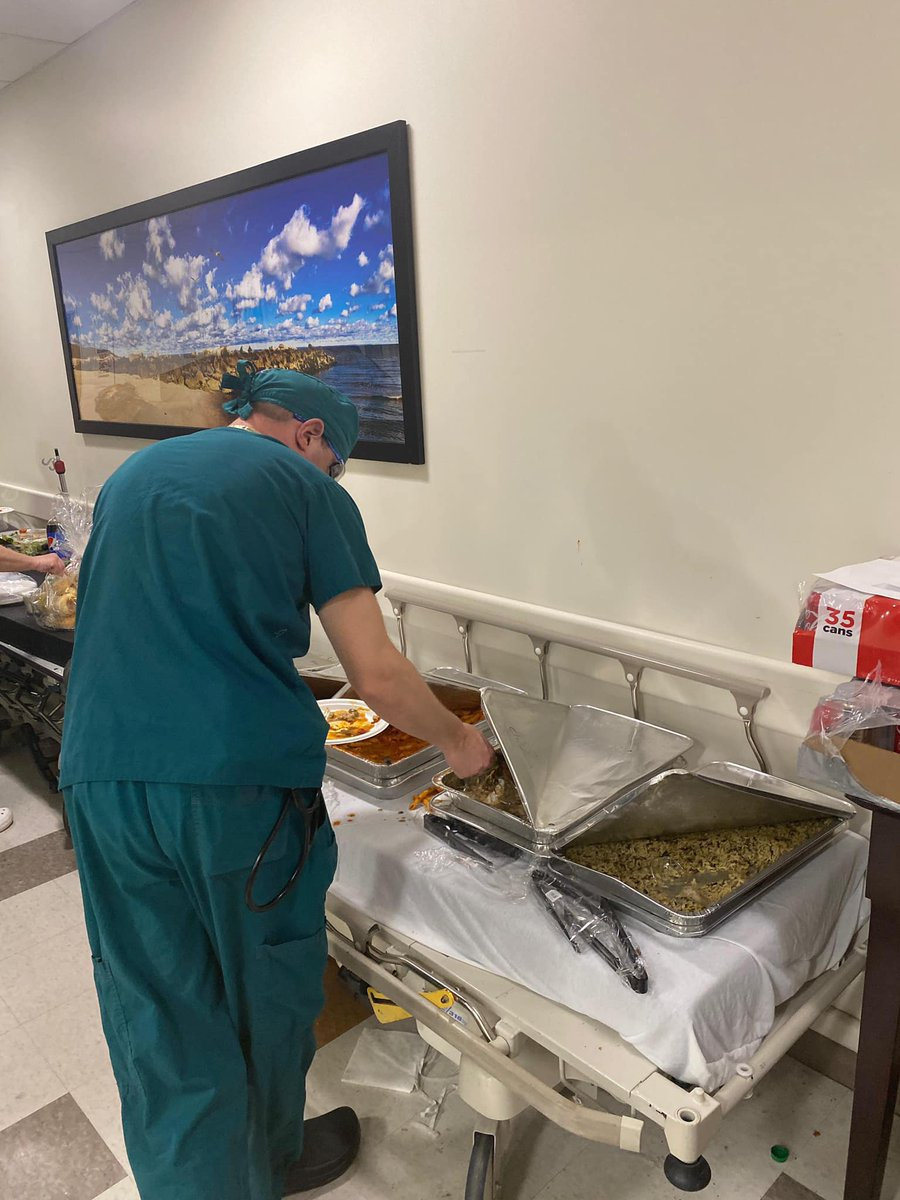 Special shout out to Three Village Dads! They've been going non stop these last few weeks, feeding our health care workers on the front lines of the battle against coronavirus. TY to these great dads & the many other Long Islanders stepping up to support each other. #InItTogether