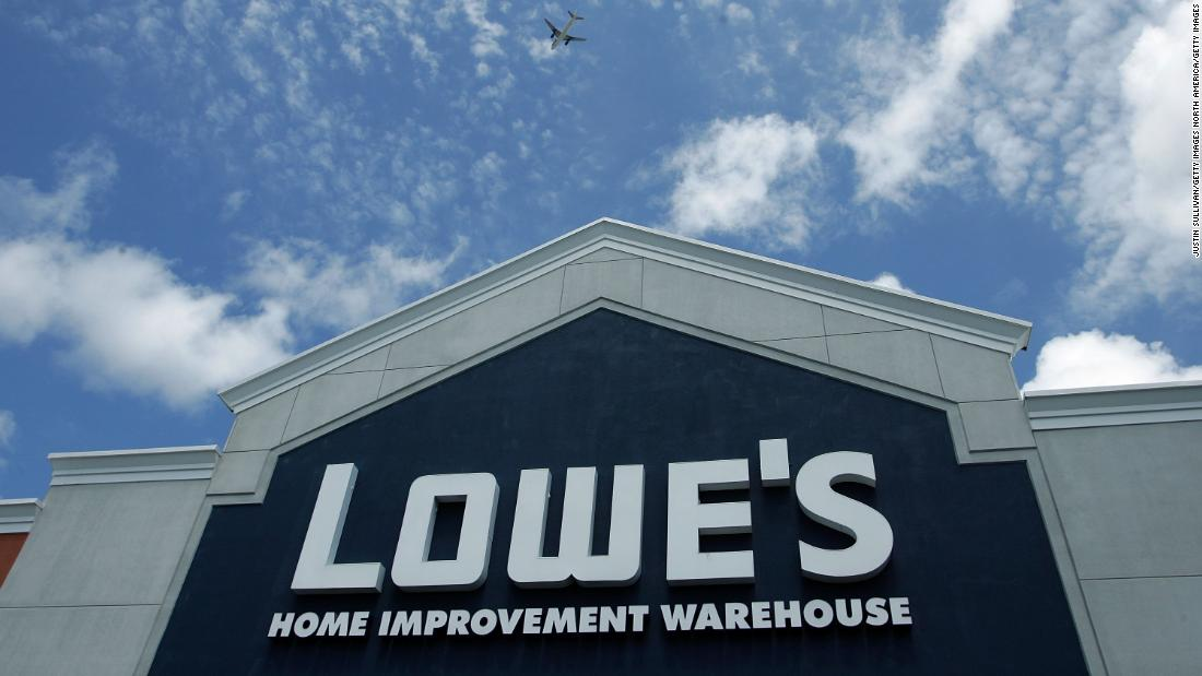 Lowe's is implementing a temporary $2 an hour pay increase for all of its workers for the month of April