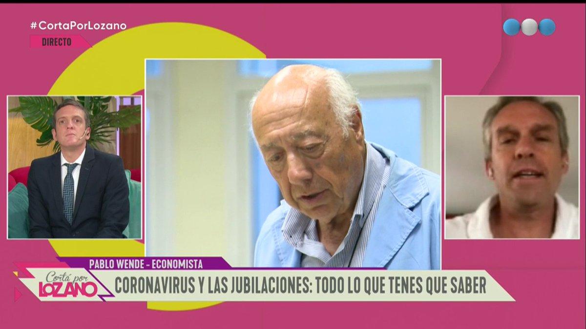 [#CortaPorLozano] Coronavirus: Las medidas económicas más importantes que tenés que saber te las cuenta el economista @PabloWende. 👇📈 #CoronavirusEnArgentina https://t.co/Ja3CVhz21a