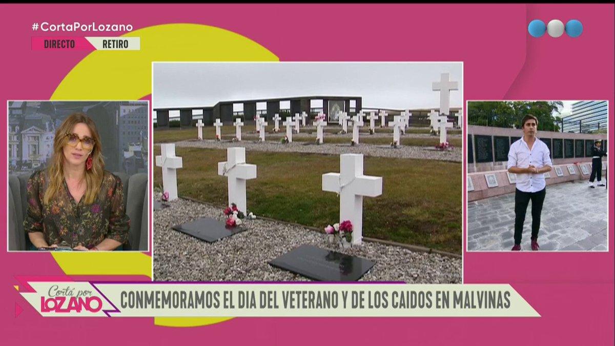 ¡En #CortaPorLozano conmemoramos el día del veterano y de los caídos en las Islas Malvinas 🇦🇷! https://t.co/tjxYWEpbeI