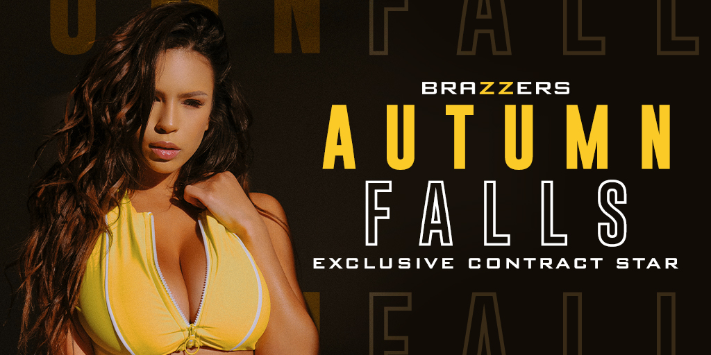 This year, Autumn came early. Say hello to the newest Brazzers Exclusive Contract Star @autumnfallsxoxo! ⚡️