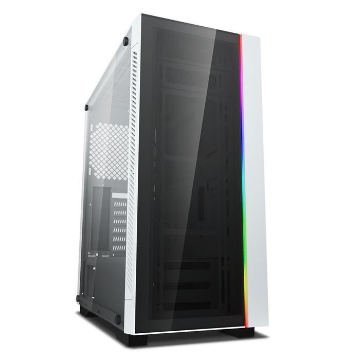 test ツイッターメディア - デュアル4mm強化ガラスに高い冷却性能を備えたPCケースが【週末特価】に(∩´∀`)∩!  _人人人人人人人_ > 税込4,609円 <  ̄Y^Y^Y^Y^Y^Y^ ̄  『DEEPCOOL MATREXX 55 V3 ADD-RGB WH』 https://t.co/EjP9RHzHvM #自作パソコン https://t.co/a3l3vJEMzL