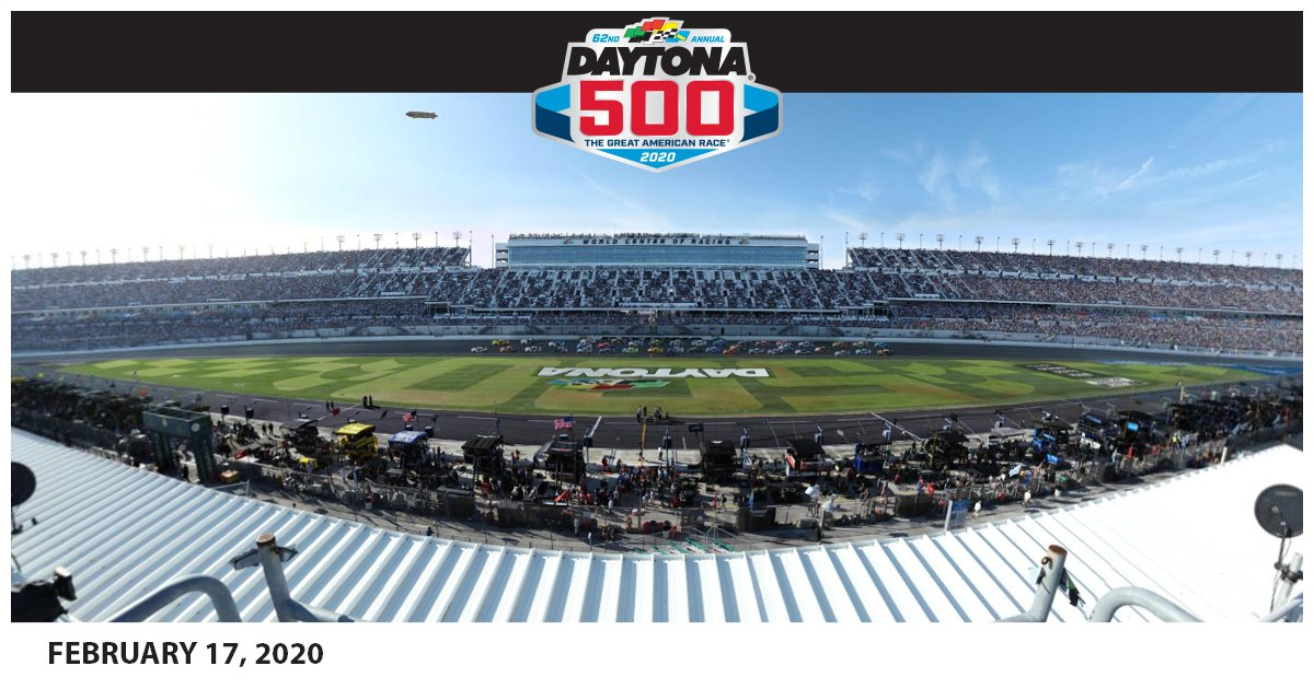 We've hidden the Harley J. Earl #DAYTONA500 Trophy again in our @Fan_Cam. Find it and you could win a pair of tickets to next year's DAYTONA 500! ➡️