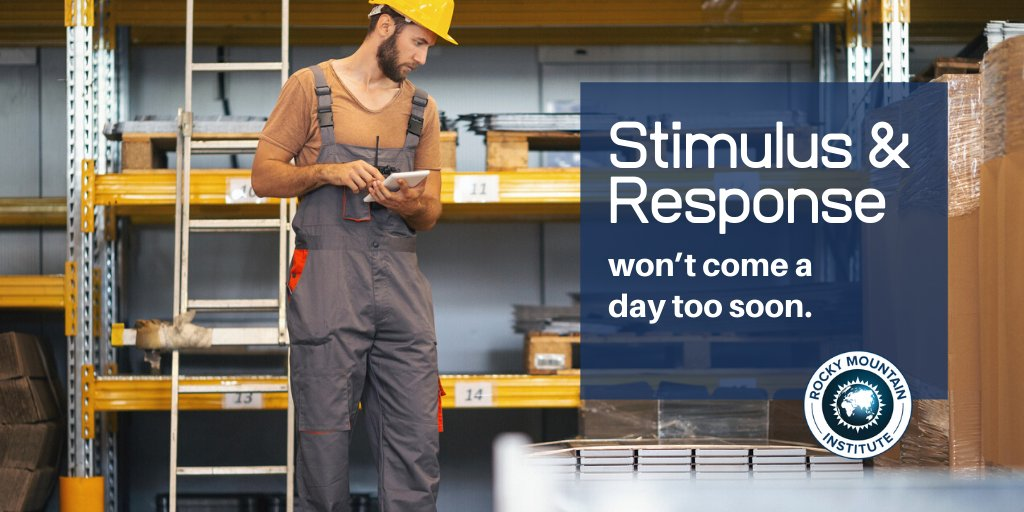 The recent stimulus bill provides much needed immediate relief from the economic fallout of #COVID19. How can future #stimulus and recovery funding ensure we #buildbackbetter from this crisis.